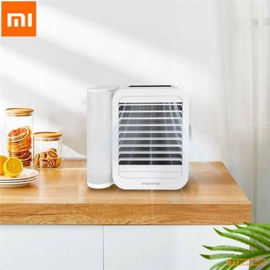 MICROHOO 10 W 1000 ml Su Kapasiteli Taşınabilir Dokunmatik Mini Klima ( Xiaomi Ekosistem Ürünü )