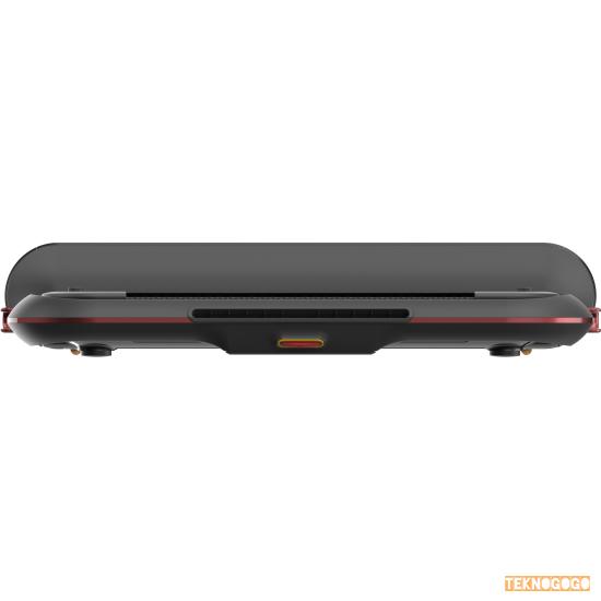 Walkingpad R1 Pro Special Edition (Black - Red) Katlanabilir Koşu ve Yürüyüş Bandı – Global Versiyon