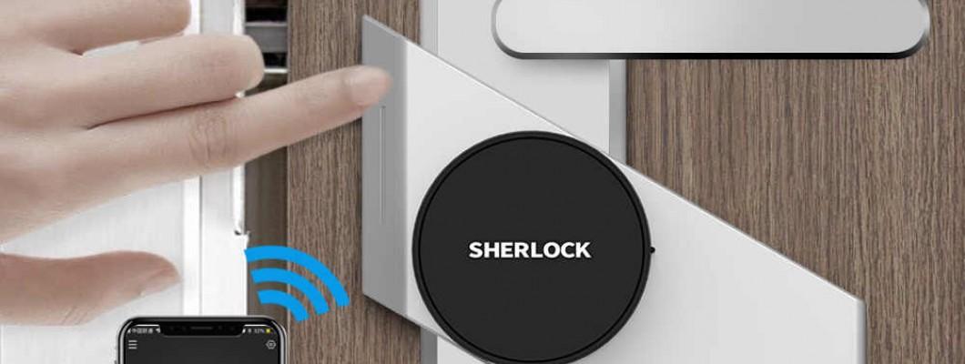 Xiaomi MIJIA Sherlock S2 Akıllı Kilit ile Kapınızı Mobil ya da Klasik Yoldan Açın